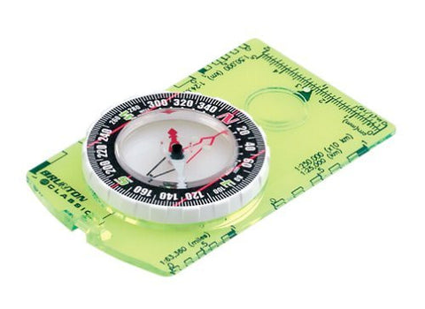 Brunton : Classic Map Compass 8010G - Grand River Kayak Dunnville Ontario Canada