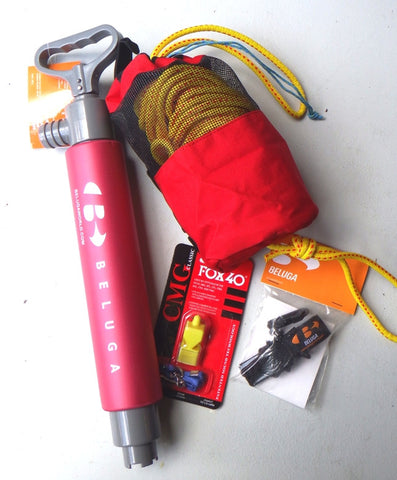Safety Kit Package (BASIC) - Grand River Kayak Dunnville Ontario Canada