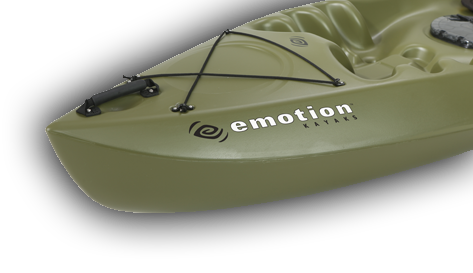 Emotion Kayaks : Renegade XT Angler