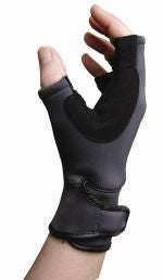 Riverstones : Fingerless Paddling Gloves - Grand River Kayak Dunnville Ontario Canada