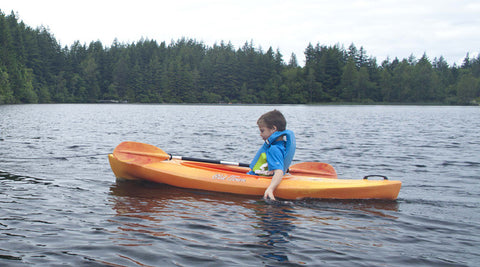 Rental : Kid's Kayak - Grand River Kayak Dunnville Ontario Canada