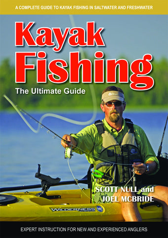 DVD : Kayak Fishing - The Ultimate Guide - Grand River Kayak Dunnville Ontario Canada