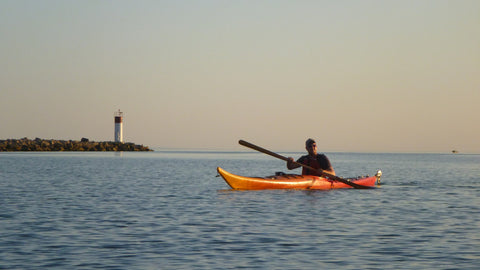 Guided Tour : Port Maitland to James N Allan Provincial Park - Grand River Kayak Dunnville Ontario Canada