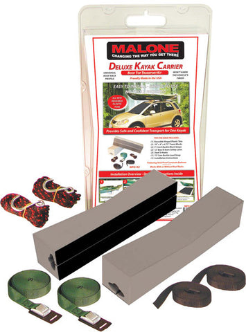 Malone : Deluxe Kayak Foam Block Kit - Grand River Kayak Dunnville Ontario Canada