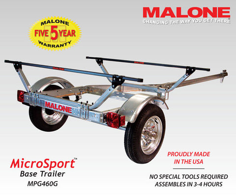Malone : Microsport Trailers - Grand River Kayak Dunnville Ontario Canada