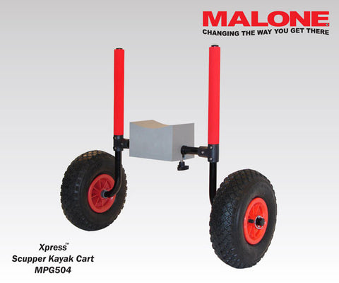 Malone : Xpress Scupper Kayak Cart - Grand River Kayak Dunnville Ontario Canada