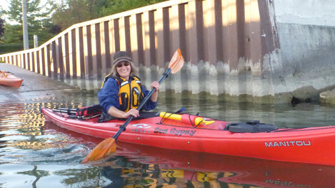 Guided Tour : Dunnville to Port Maitland - Grand River Kayak Dunnville Ontario Canada