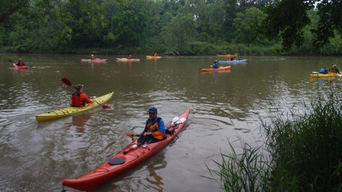 Lesson : Intro to Kayak 4 Week Session - Grand River Kayak Dunnville Ontario Canada