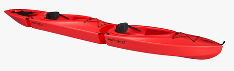 Point 65N Kayaks : Gemini Tandem