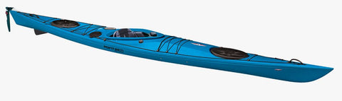 Point 65N Kayaks : SeaCruiser