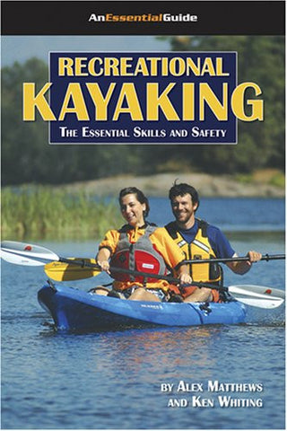 Book : Recreational Kayaking - Grand River Kayak Dunnville Ontario Canada