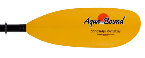 Aquabound : Sting Ray Fibreglass - Grand River Kayak Dunnville Ontario Canada