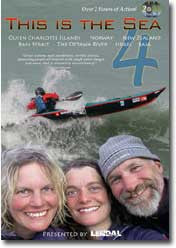 DVD : This is The Sea Vol 4 - Grand River Kayak Dunnville Ontario Canada