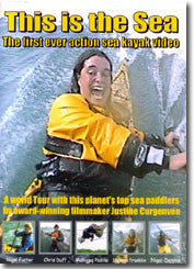 DVD : This is The Sea Vol 1 - Grand River Kayak Dunnville Ontario Canada