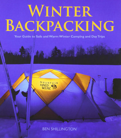 Book : Winter Backpacking - Grand River Kayak Dunnville Ontario Canada