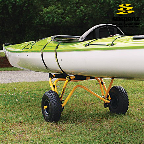 Suspenz : DLX Airless Boat Cart