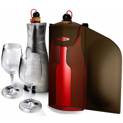 GSI Outdoors : Wine Tote and Glass Gift Set - Grand River Kayak Dunnville Ontario Canada