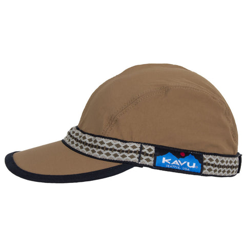 Kavu : Synthetic Strapcap Hat - Grand River Kayak Dunnville Ontario Canada