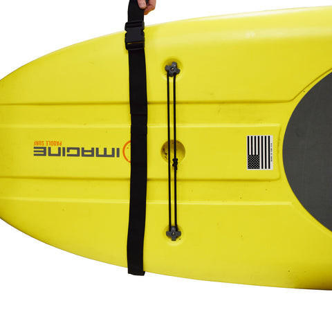 Malone : SUPerior Sling SUP Shoulder Harness - Grand River Kayak Dunnville Ontario Canada
