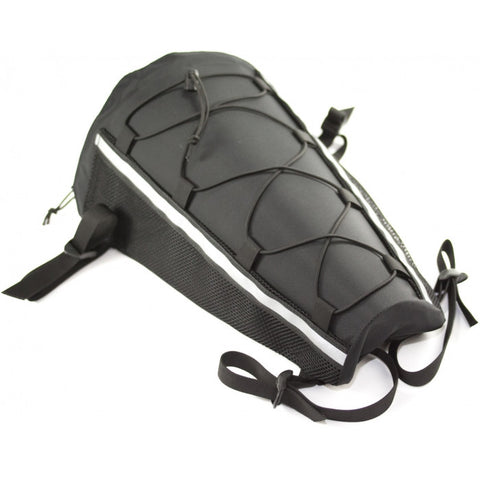 North Water : Peaked Deck Bag with Reflective Tape - Grand River Kayak Dunnville Ontario Canada
