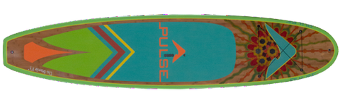 Pulse SUP : Traditional 11-4 (Package)