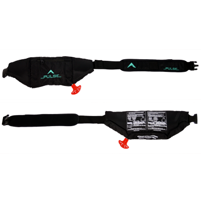 Pulse SUP : Hippie Inflatable Belt PFD - Grand River Kayak Dunnville Ontario Canada