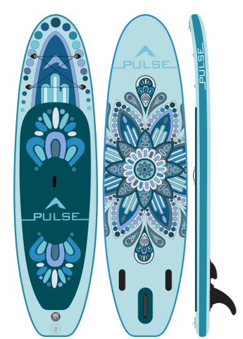 Pulse SUP : The Mandala 10-8 iSUP (Inflatable)