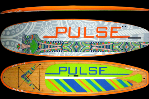 Pulse SUP : Traditional 10-4 (Package)