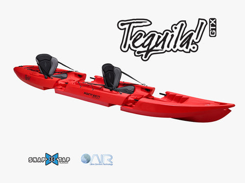Point 65N Kayaks : Tequila! GTX Tandem - Grand River Kayak Dunnville Ontario Canada