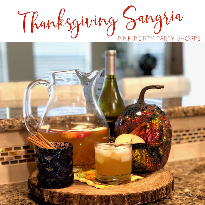 Easy Thanksgiving Sangria Recipe