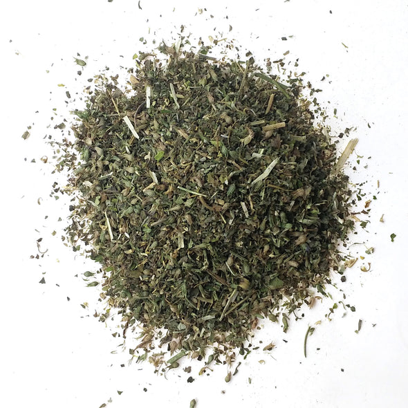 Whisker Tickler - Chamomile, Dandelion, and Catnip blend