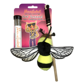 Get Buzzed Refillable Bee