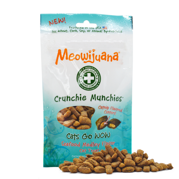 Crunchie Munchie - Tuna Treats