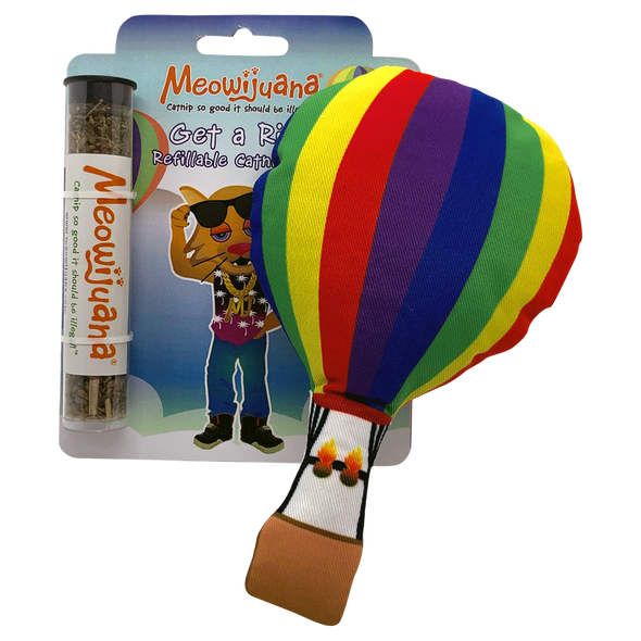 Get a Rise Refillable Balloon