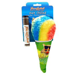 Get Chilled Refillable Snowcone