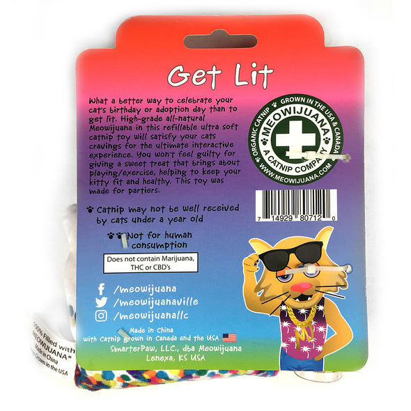 Birthday Pawty Bundle - Birthjay™ Edition Joints and Get Lit Refillable Birthday Cake