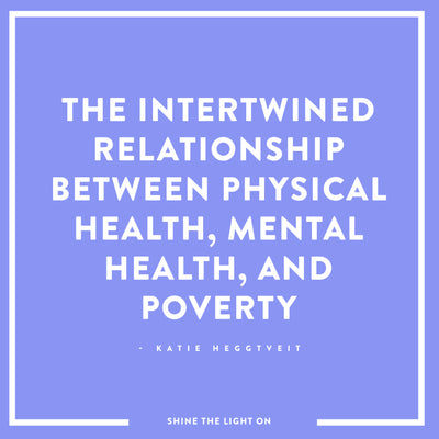 The Intertwined Relationship between Physical Health, Mental Health, and Poverty