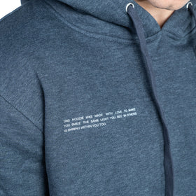 The Hoodie - Dark Heather