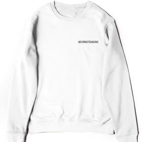 The NND Crewneck: Marshmellow