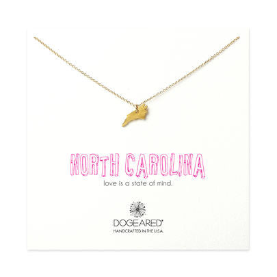 North Carolina State of Mind Necklace - Chestnut Lane Antiques & Interiors