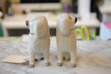 Load image into Gallery viewer, Pair of Staffordshire Poodles