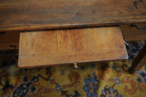 Antique Possum Belly Bread Baker S Table Chestnut Lane