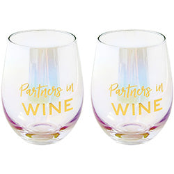 Partner In Wine Glasses Set