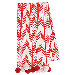 Candy Cane Tea Towels