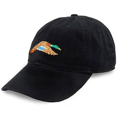 Mallard Needlepoint Hat
