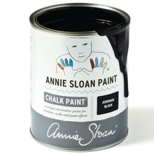 Load image into Gallery viewer, Annie Sloan Chalk Paint Liter - Athenian Black