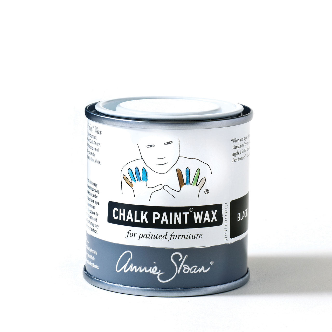 Annie Sloan Mini Soft Wax - Black