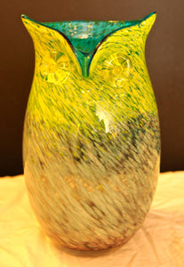 Murano Glass Owl - Chestnut Lane Antiques & Interiors - 3