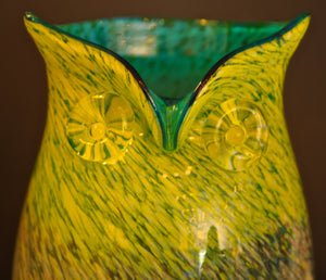 Murano Glass Owl - Chestnut Lane Antiques & Interiors - 4