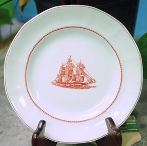 Wedgwood Flying Cloud Salad Plate - Chestnut Lane Antiques & Interiors - 2